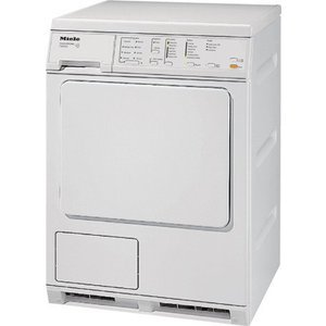 Miele White Front Load Dryer T8013C