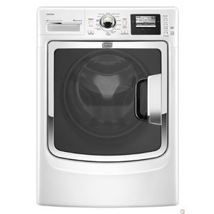 Maytag 4.3 Cu Ft. Maxima White Front Load Washer - MHW9000YW