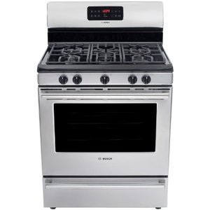 Bosch Evolution 500 Series Freestanding Gas Range