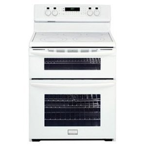 Frigidaire 30 In. Gallery Series Double Oven Electric Range