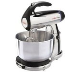 Sunbeam Mixmaster 300-Watt 12-Speed Stand Mixer with Stainless-Steel Bowl