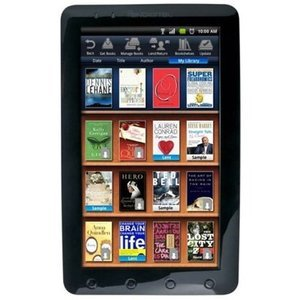 "Pandigital 9"" Android Internet Tablet"