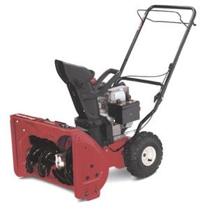 Yard Machines 22-Inch 179cc OHV 4-Cycle Gas Powered Self Propelled Two-Stage Snow Thrower 31A-32AD700