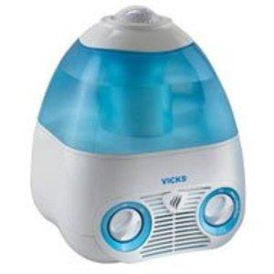 Vicks Starry Night Cool Mist Humidifier 2964-2121