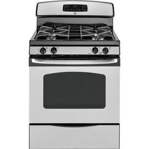 "GE 30"" Freestanding Gas Range"