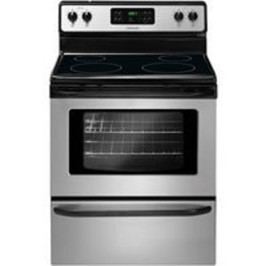 Frigidaire Freestanding Electric Range - Stainless Steel