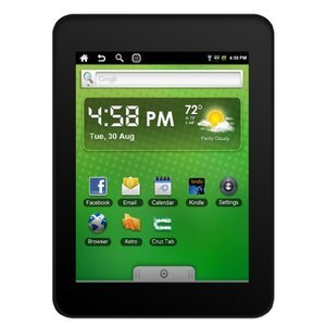 Velocity Micro Cruz 7-Inch Android 2.0 Tablet