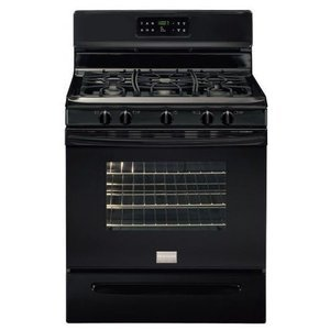 Frigidaire Gallery Freestanding Gas Range - Black