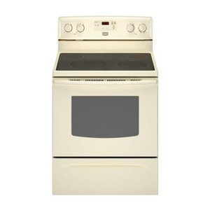 Maytag 30 Freestanding Electric Range - Bisque