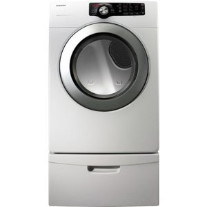 Samsung DV220AEW 7.3 cu. Ft. Electric Dryer - White