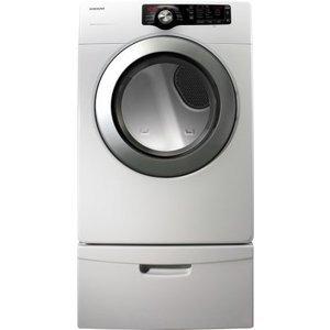 Samsung DV220AEW 7.3 cu. Ft. Electric Dryer - White