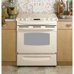"GE 30"" Profile Slide-In Electric Range"