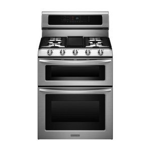 KitchenAid Architect Series II 30 Freestanding Gas Range, Sealed Burners, Self Clean