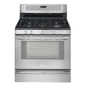 Frigidaire Professional Stainless Steel Gas Range