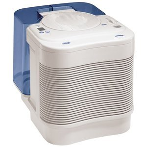 Hunter 3.5 Gallon CareFree Plus Humidifier with PermaWick Filter,
