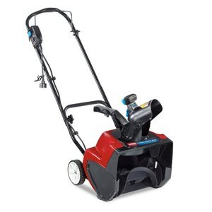 Toro 15-Inch 12 Amp Electric 1500 Power Curve Snow Blower