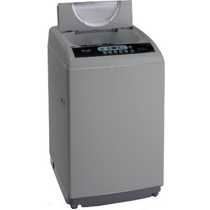 Avanti 14 Lbs. CF Top Load Portable Washer, Platinum