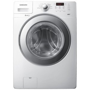Samsung 3.5 Cu Ft White High Efficiency VRT Front Load Washer