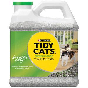 Tidy Cats Scoop Breathe Easy Cat Litter