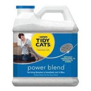 Tidy Cats Scoop Power Blend Cat Litter