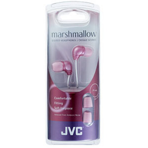 JVC - Marshmallow Headphones