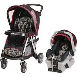 Graco Edgemont UrbanLite Travel System