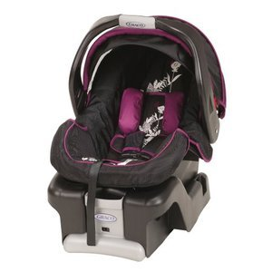 Graco SnugRide 30 LX Infant Car Seat, Zoey