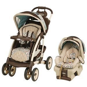 Graco Quattro Tour Travel System with Snugride30