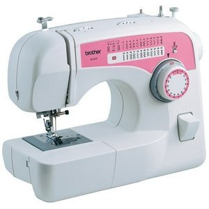 Brother Free-Arm Sewing Machine with 25 Built-In Stitches and 59 Stitch Functions