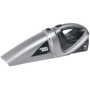 Black & Decker 18V Cordless Platinum Series Hand Vac