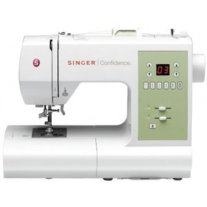 Singer Confidence Stylist Electronic Sewing Machine 7467S