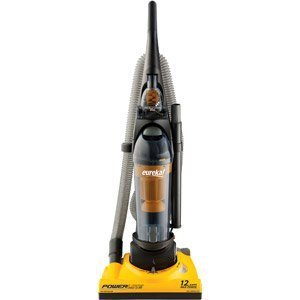 Eureka Powerline Cyclonic Bagless Upright Vacuum with Turbo Nozzle