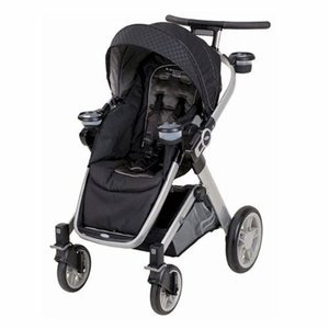 Graco Signature Series 3-in-1 Modular Stroller - Flint - flint, one size 6Q00FLN
