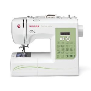 Singer Fashion Mate 70-Stitch Computerized Sewing Machine