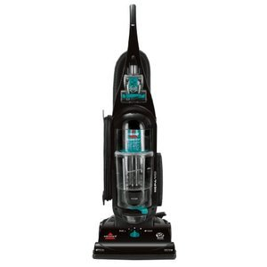 BISSELL CleanView Helix Bagless Upright Vacuum, Black,