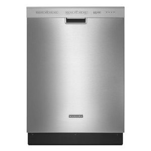 KitchenAid Superba Series EQ Built-in Dishwasher KUDE20IXSS