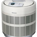 Honeywell -S 99.97% Pure HEPA Round Air Purifier