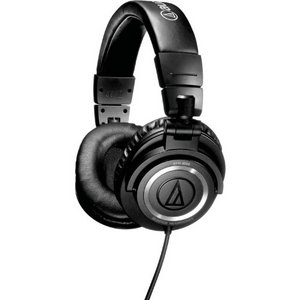 Audio-Technica Professional Studio Monitor Headphones ATH-M50