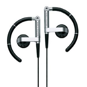Bang & Olufsen A8 Earphones (Aluminum/Black)