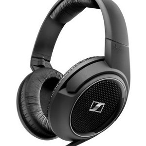 Sennheiser Headphones Black