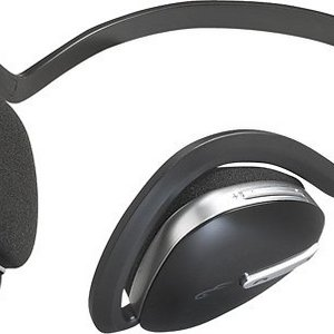Rocketfish Bluetooth High-Definition Stereo Headphones for Most Bluetooth-Enabled Devices Black RF-MAB2