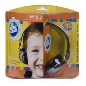 Kidz Gear Wired Headphones For Kids