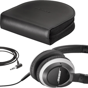 Bose Audio Headphones - Black OE2i