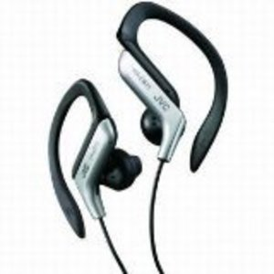 JVC Sports Clip Headphone (Silver)