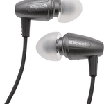 Klipsch Noise-Isolating Earphones with Patented Oval Ear-Tips ( ) - Graphite Grey - Rebel Red - Galaxy Green - Perfect Pink