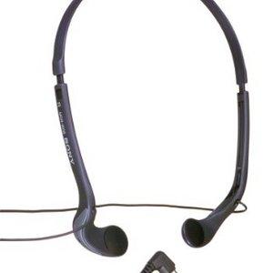 Sony Ultra Lightweight MDR-W08L Vertical In-The-Ear Headphones