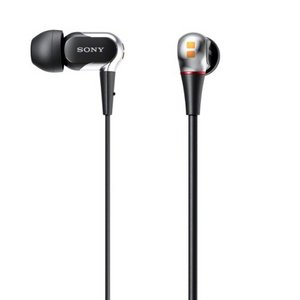 Sony Dual-Driver Balanced Armature In-ear Headphones XBA-2