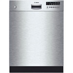 Bosch Evolution 500 Series DLX Built-in Dishwasher