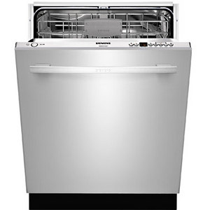 Siemens hiDefinition Concealed Controls Built-in Dishwasher