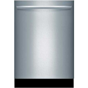Bosch Integra 500 Series Built-in Dishwasher SHX65P05UC